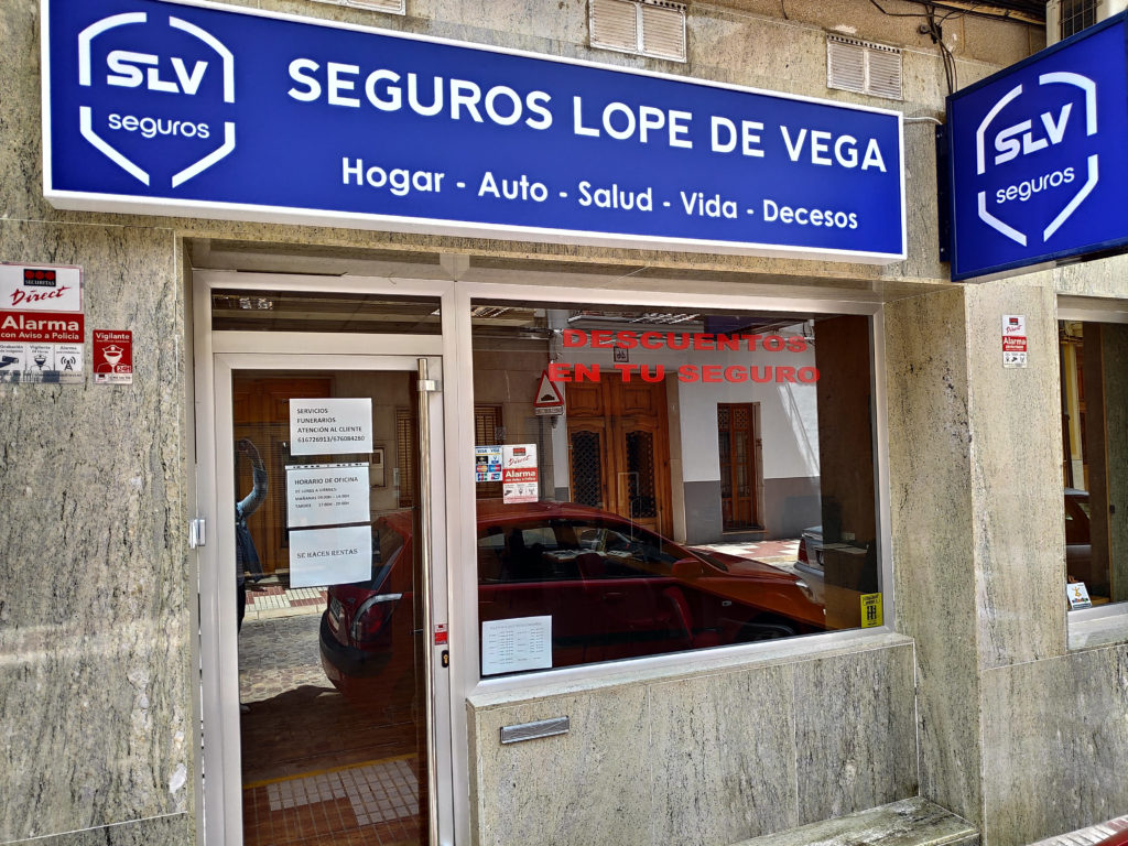 Oficina de seguros Algemesí